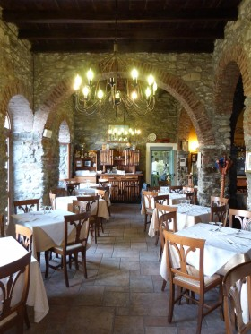The restaurant - CECIO Ristorante Camere